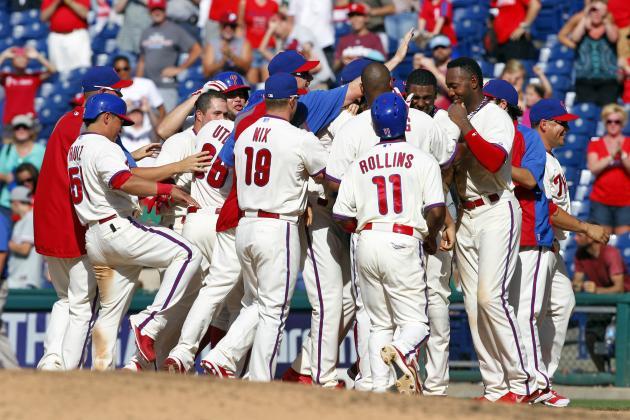 MLB Trade Deadline: Should Philadelphia Phillies Be Buyers or Sellers?