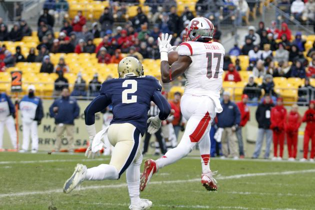 Rutgers WR Coleman Named to Biletnikoff Award Watch List