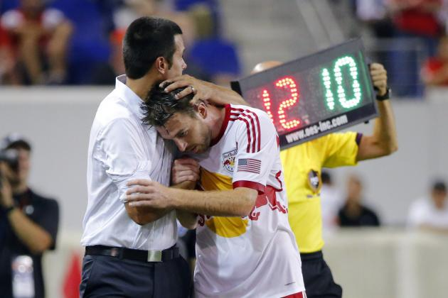 Red Bulls' Alexander Excells as He Grows into His Position