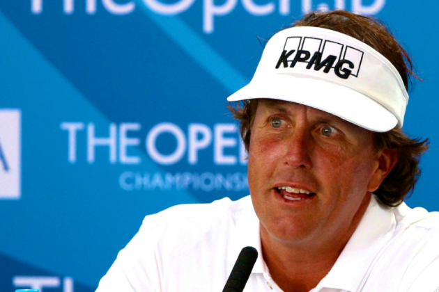 Phil Mickelson, the British Open and His Secret to Winning Another Major
