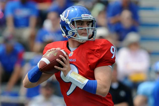 Kansas Football 2013: Can Jake Heaps Shift the Jayhawks Fortunes?