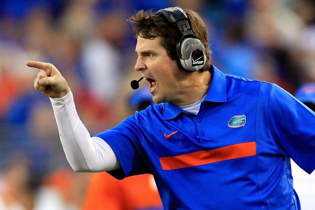 Ohio State, Florida Rivalry Growing with Will Muschamp's Latest Comments