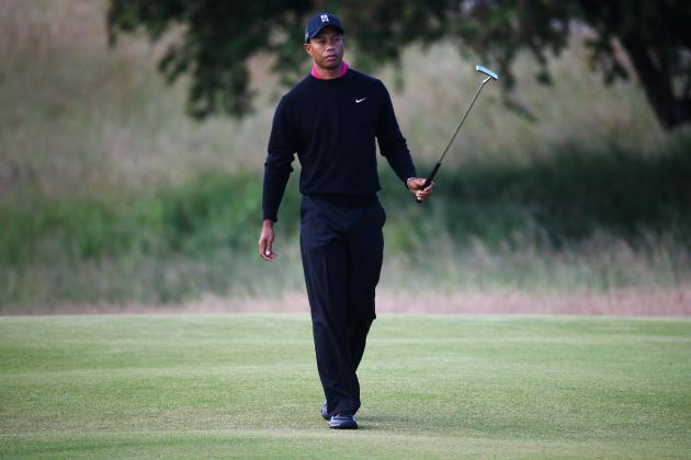 Tiger Woods Must Win 2013 British Open to Silence Doubters