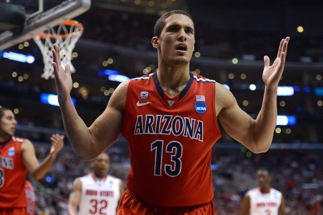2012-13 Arizona Men's Basketball Year-in-Review