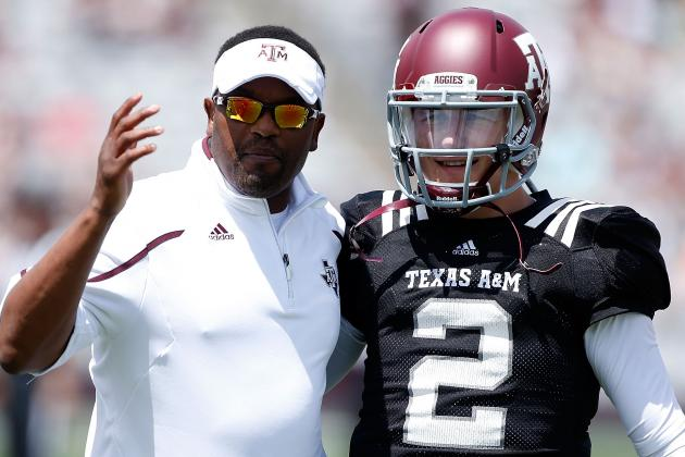 Texas A&M Has Actual Football Issues Beyond the Johnny Manziel Circus
