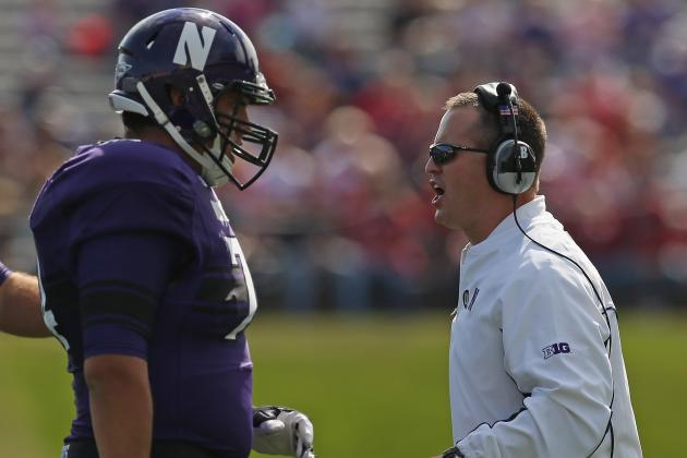 NU Defense Looking to Better Itself in 2013