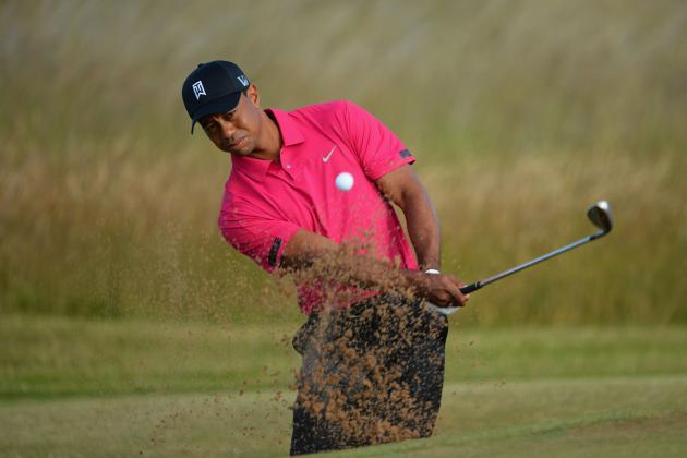 2013 British Open: Last-Minute Predictions for Tiger Woods