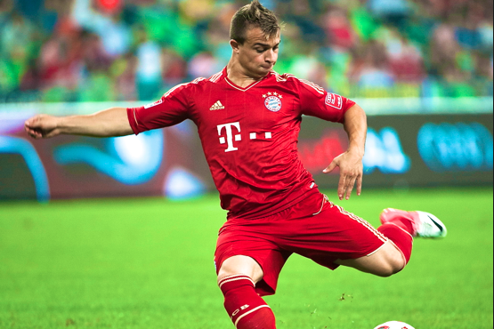 Liverpool: Why Bayern Winger Xherdan Shaqiri Would Be Great Deal for Reds