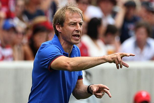 For Klinsmann, the Gold Cup Begins vs. Costa Rica