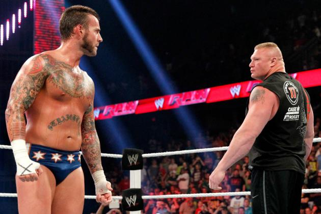CM Punk's Character Must Suffer to Maximize Brock Lesnar Feud