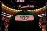 Pierce Thanks Boston Fans
