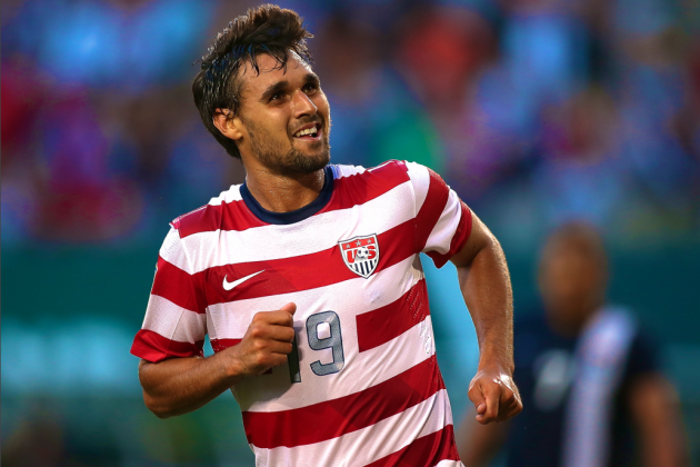 USMNT: High-Scoring Chris Wondolowski Pushing for World Cup Spot