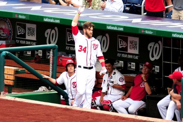 2013 MLB All-Stars Talk Epic AL MVP Race, Pick Favorite Home Runs