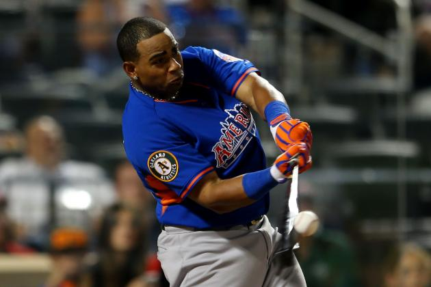 Yoenis Cespedes' Home Run Derby Win Will Elevate Him to Star Status