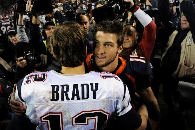 Brady, Tebow Shared Concerns About Hernandez in 2011