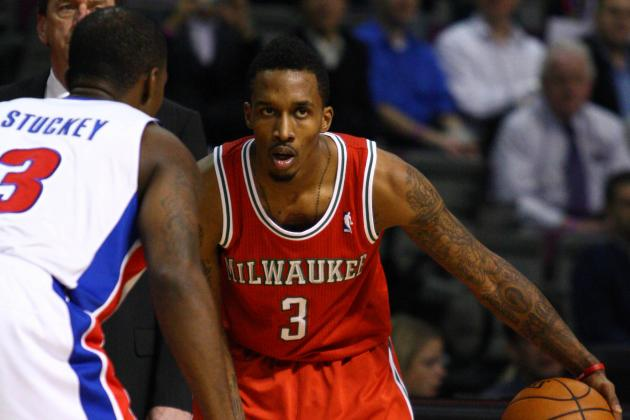 Why Brandon Jennings to Detroit Pistons Would Be Toxic Fit for Both Sides