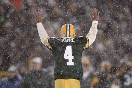 Packers Will Not Retire Favre's No. 4 This Season