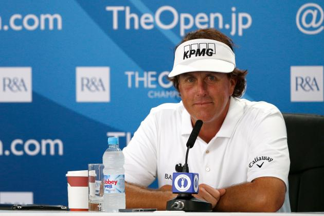 British Open Odds 2013: Best Bets for Golf's Most Underrated Major