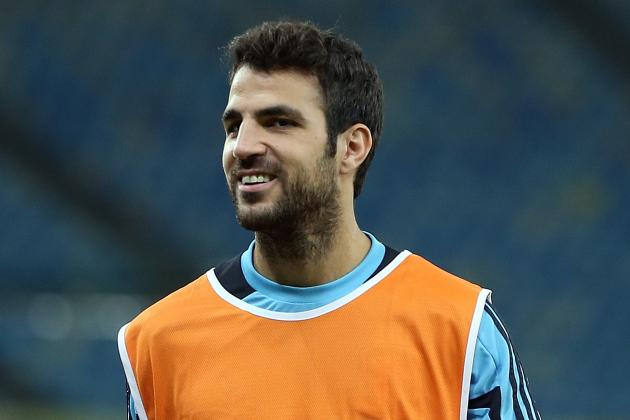 Barcelona Need Cash from Cesc Fábregas Sale to Manchester United