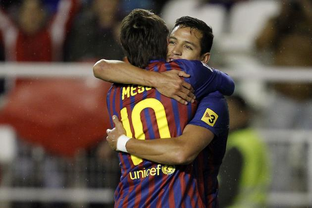 Alexis Sanchez: How Barcelona Can Use Him with Messi and Neymar