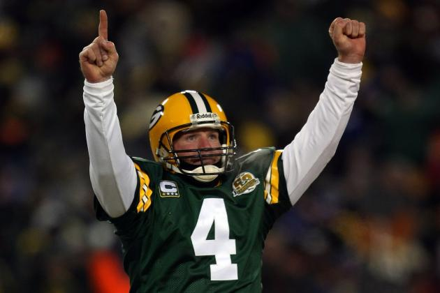 Brett Favre Day Is Coming to Lambeau ... Just Not Yet