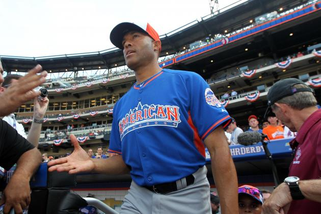 American League All-Stars Pay Homage to Legendary Closer Mariano Rivera
