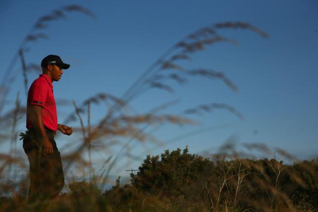 Tiger Woods Faces Uphill Battle in Pursuit of British Open 2013 Victory