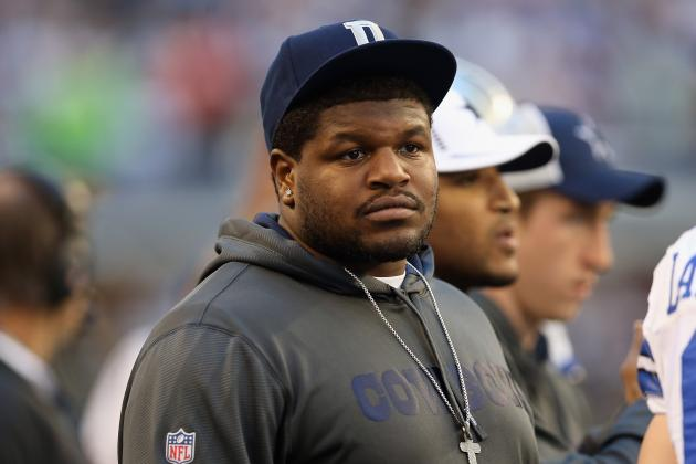 Some in Dallas Baffled That Josh Brent Is Still a Cowboy