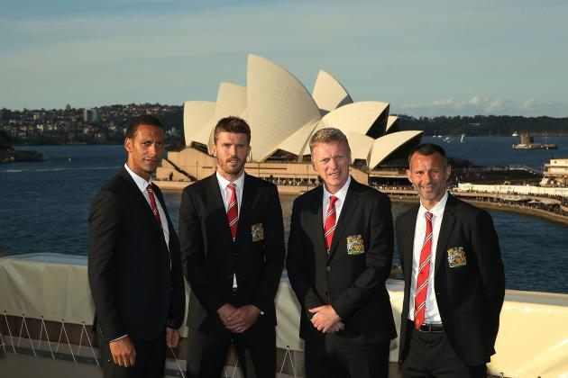 Previewing Manchester United's Trip to Australia: Everything You Need to Know