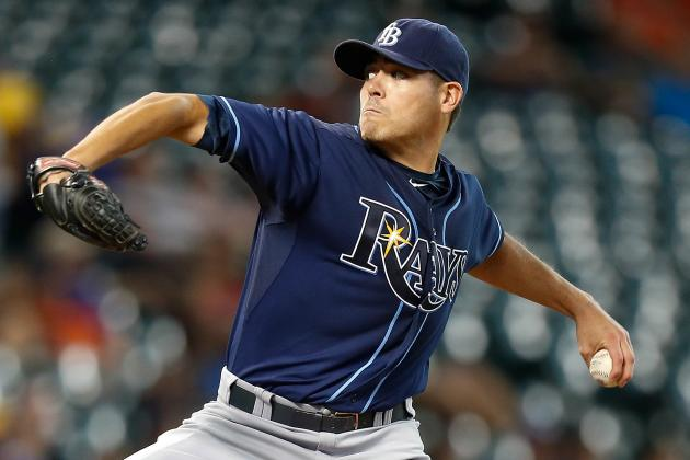 Will Matt Moore Be a Regular All-Star Selection for the Tampa Bay Rays?