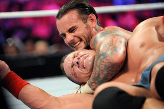 CM Punk vs. John Cena: Celebrating the 2-Year Anniversary of the Epic Match
