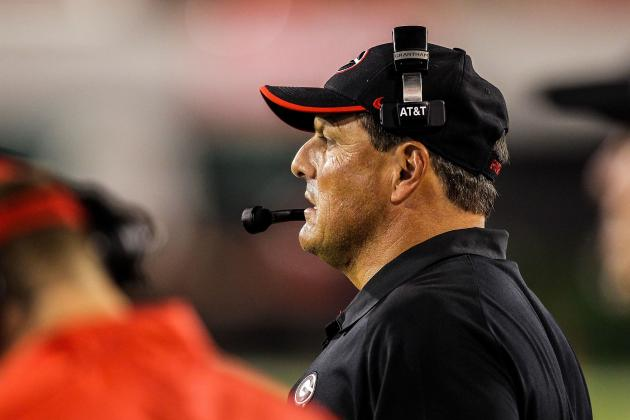 Georgia Bulldogs Football: Todd Grantham Must Prove His Value in 2013