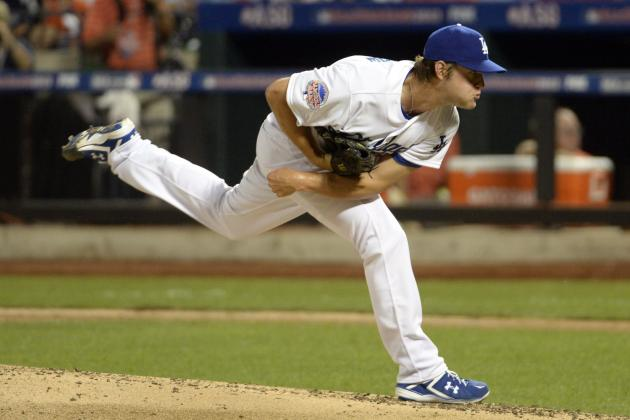 Kershaw Replaced by Corbin After Clean ASG Inning