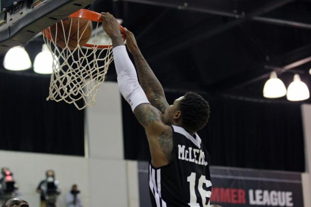 NBA Summer League 2013: Day 5 Scores, Stats and Highlights from Vegas