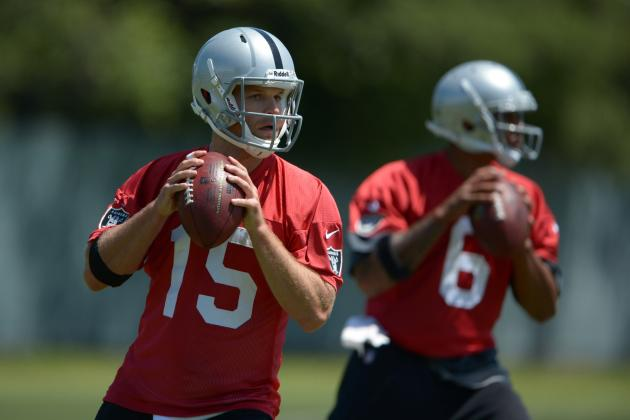 Breaking Down Oakland Raiders' Biggest Training Camp Battles