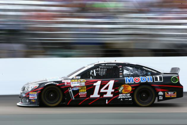 Who's to Blame for Tony Stewart's Lackluster 2013 Season?