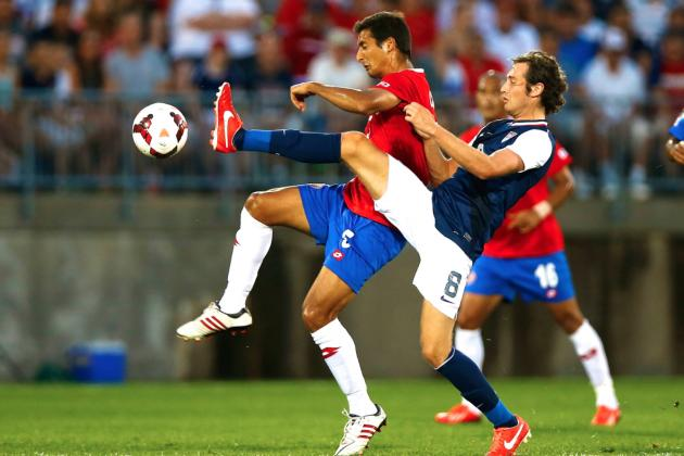 United States vs. Costa Rica: Gold Cup Live Score, Highlights, Recap
