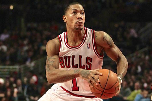 Where Does Healthy Derrick Rose Put Chicago Bulls in NBA's Title Race?