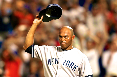 Mariano Rivera Takes Field in All-Star Game to Enter Sandman and Huge Ovation