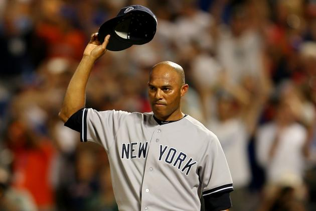 Mariano Rivera Named MVP of 2013 All-Star Game