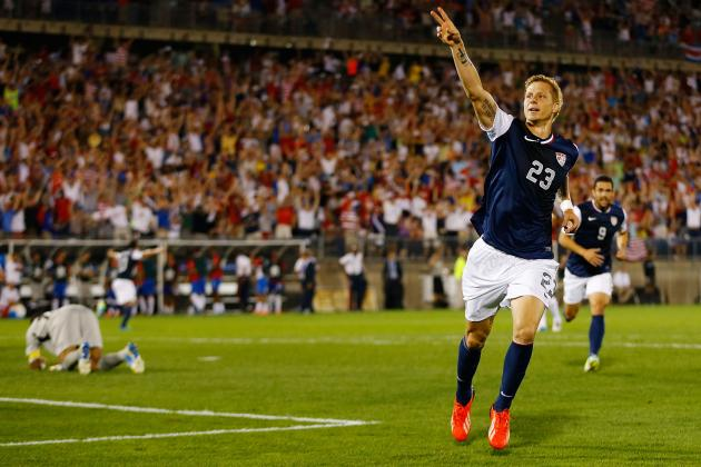 USA vs. Costa Rica: Major Takeaways from US's Mega Victory