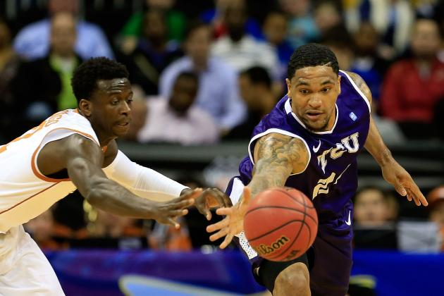TCU Men's Basketball Books Trip to Great Alaska Shootout