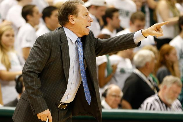 Michigan State to Play Oakland at The Palace on Dec. 14