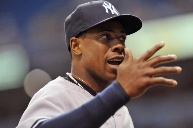 Injuries May Keep Granderson in the Bronx