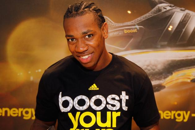 Injured Yohan Blake out of World Athletics Championships
