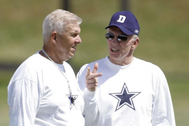 Bill Parcells: Jerry Jones Is Misperceived; 'I Like Him a Lot'