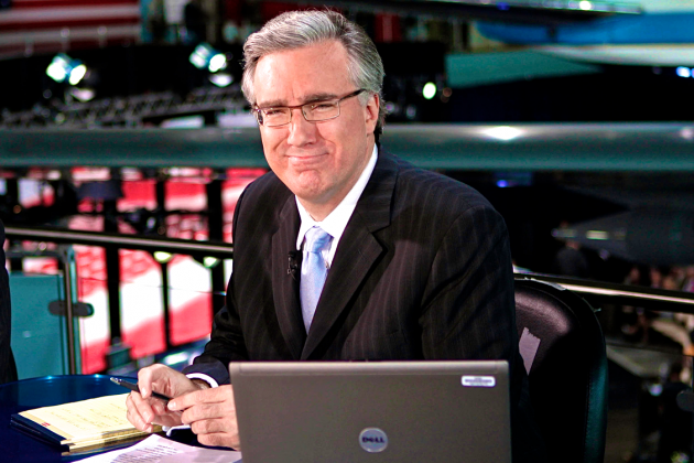 Keith Olbermann to Return to ESPN, Host Nightly Show