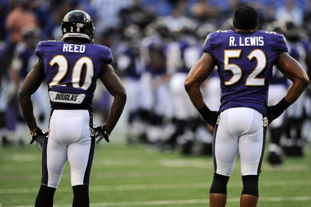 Why the Baltimore Ravens' Loss of Leadership Is Overblown
