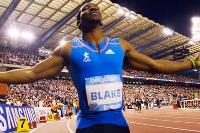 Blake out of World Championships