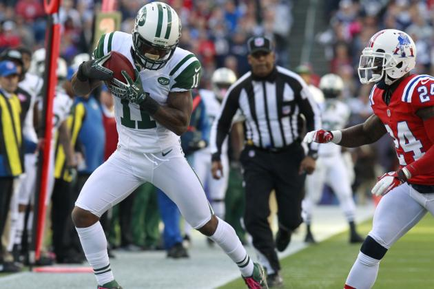 Breaking Down the New York Jets' Wide Receivers